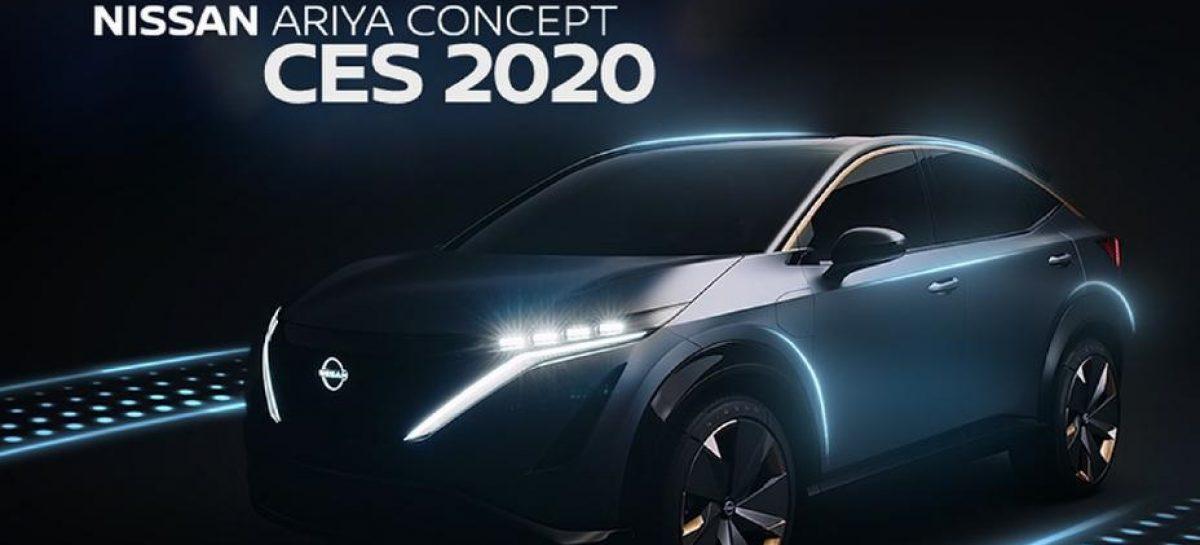 На выставке CES 2020 компания Nissan представит будущее мобильности