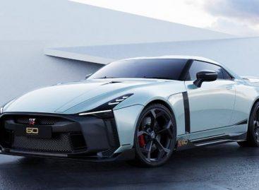 Поставки Nissan GT-R50 от Italdesign начнутся в конце 2020 года
