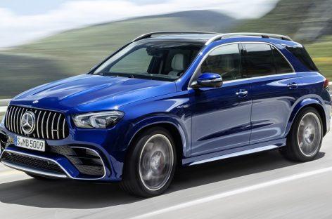 Мощнее, экономичнее и практичнее: новые Mercedes-AMG GLE 63 4Matic+ и GLE 63 S 4Matic+
