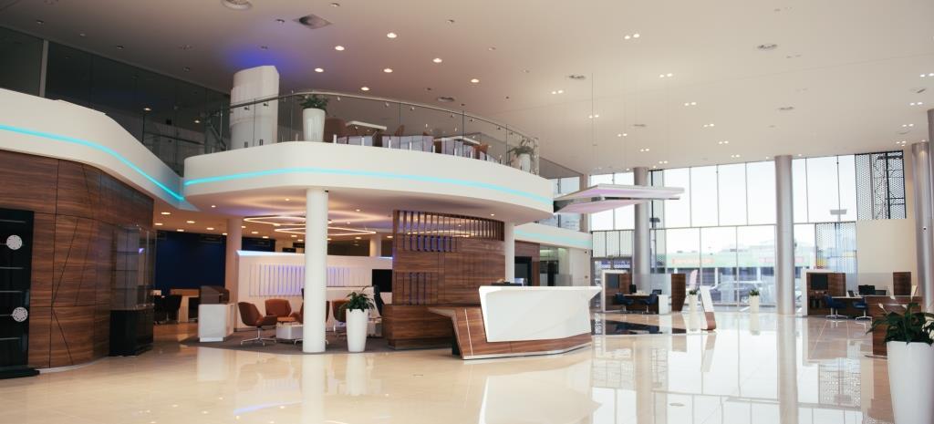 Новый дилерский центр Lexus в Краснодаре