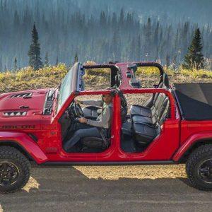 Ближневосточная премьера Jeep Gladiator 2020 состоится на фестивале Лива