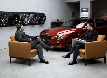 Public talk в Genesis Lounge: Сергей Минаев и Павел Санаев