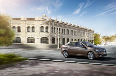 Renault Logan в новой программе Яндекс.Такси