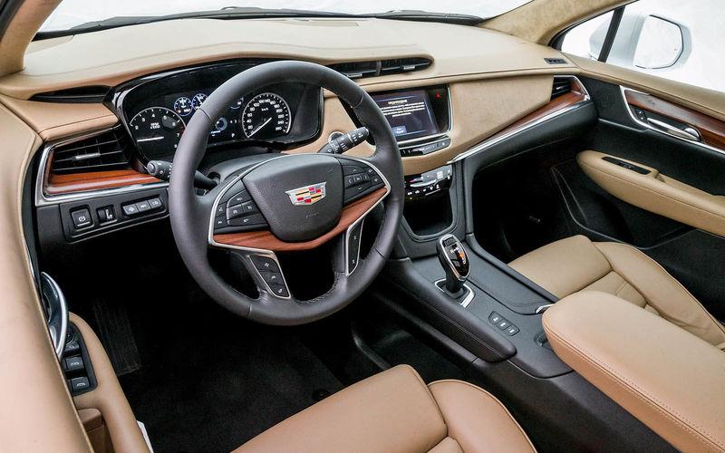 Специальное предложение на модели Cadillac и Chevrolet