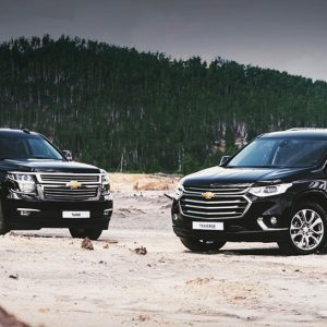 GM объявляет об специальном предложении на модели Cadillac и Chevrolet