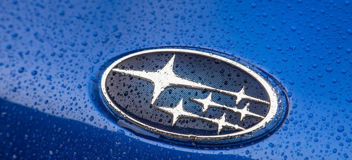 Приостановка работы заводов Subaru в Японии