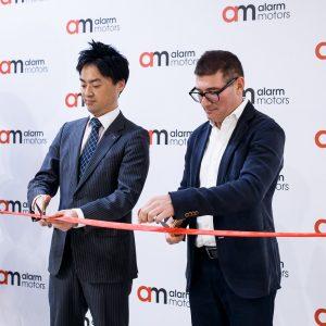 Suzuki открыла пятый дилерский центр в Санкт-Петербурге