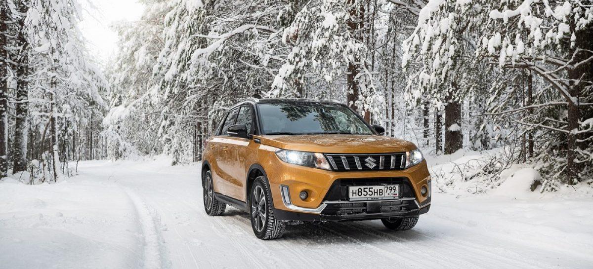 Suzuki в 2019 году увеличила продажи в России на 25%