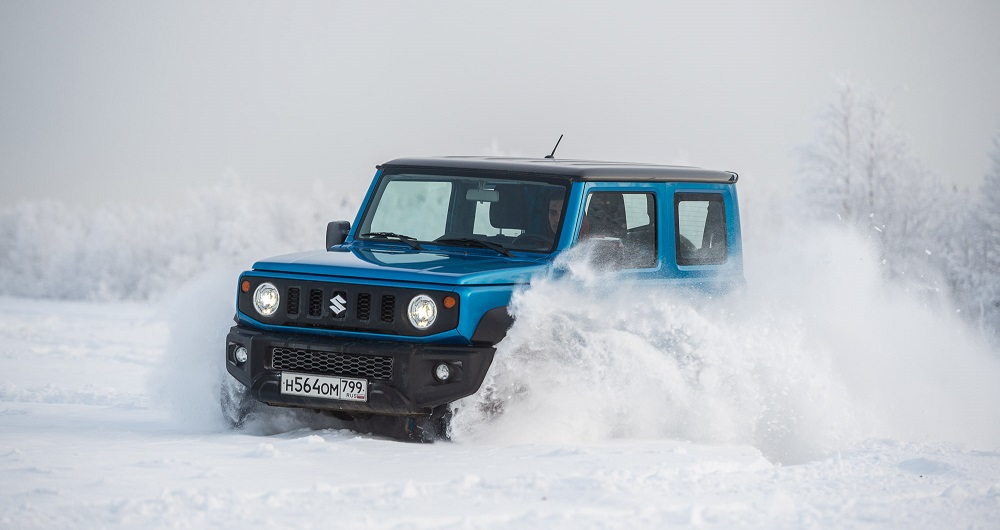 Suzuki в 2019 году увеличила продажи в России