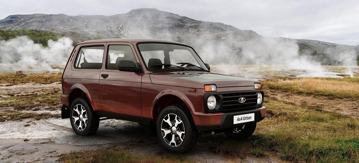 Цену обновленной Lada 4×4 раскрыли до премьеры