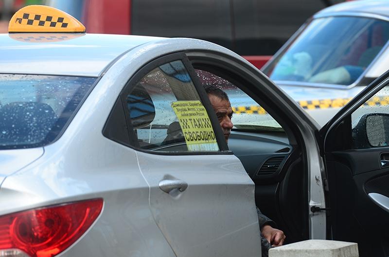 Таксист в Москве избил пассажира
