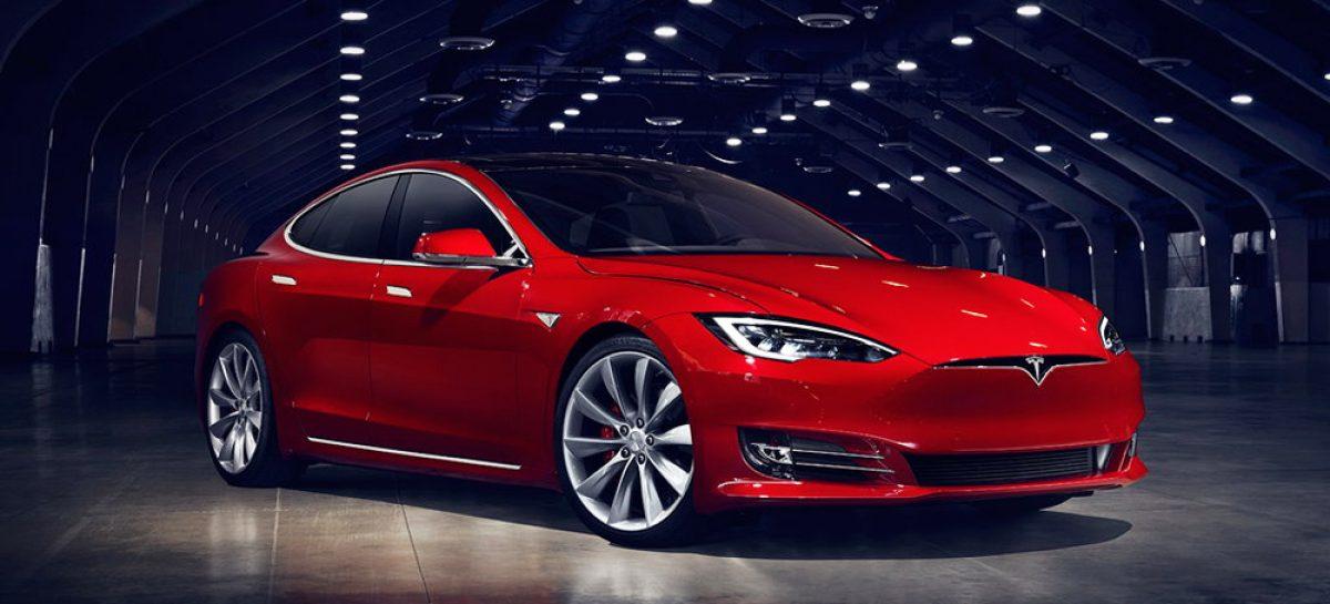 Tesla поставила очередной рекорд продаж