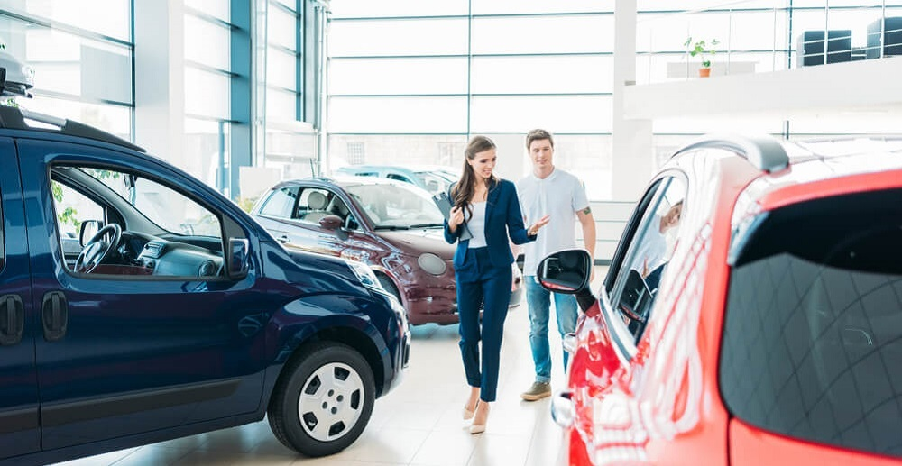 Топ-30 регионов РФ по рынку новых легковых автомобилей