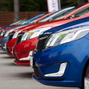Топ-30 регионов РФ по рынку новых легковых автомобилей в январе – ноябре 2019 года