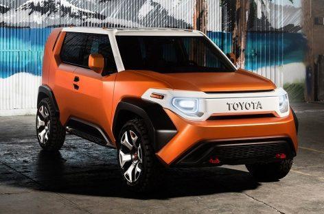 Toyota придумала название для нового кроссовера