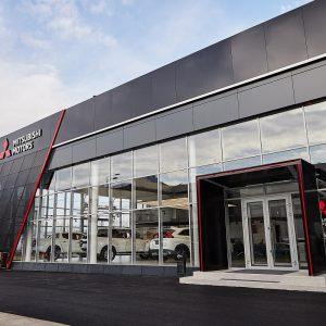 В Краснодаре открылся первый дилерский центр Mitsubishi Motors в новом формате