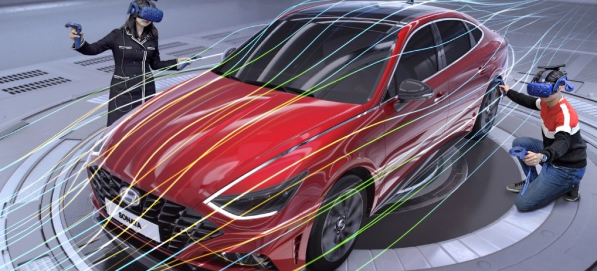 Hyundai представляет систему виртуальной реальности для оценки конструкторских решений
