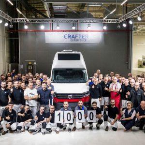 Volkswagen выпустил тысячный кемпер Grand California