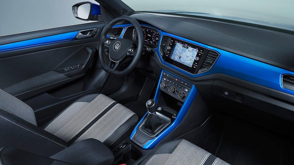 Volkswagen T-Roc Cabriolet стал серийным