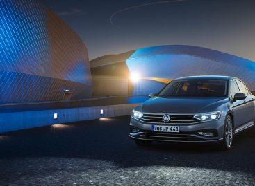 Volkswagen представляет новый Passat для российского рынка
