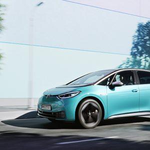 Голос электрокара: особое звучание двигателя Volkswagen ID.3
