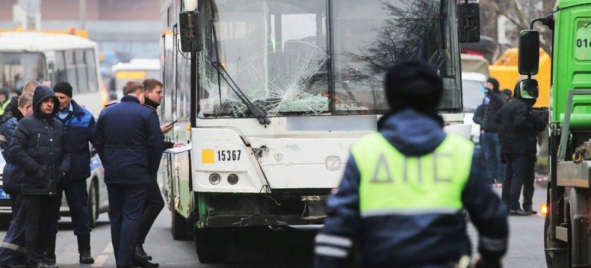 В 2019 году выросло число ДТП с автобусами