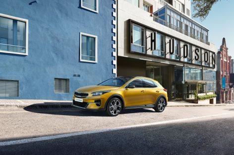 Kia XCeed сертифицирован для российского рынка