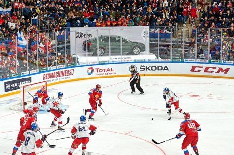 Завершился Кубок Первого канала при поддержке Skoda Auto Россия