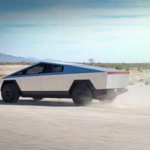 Пикап Tesla Cybertruck не допустят к европейским дорогам
