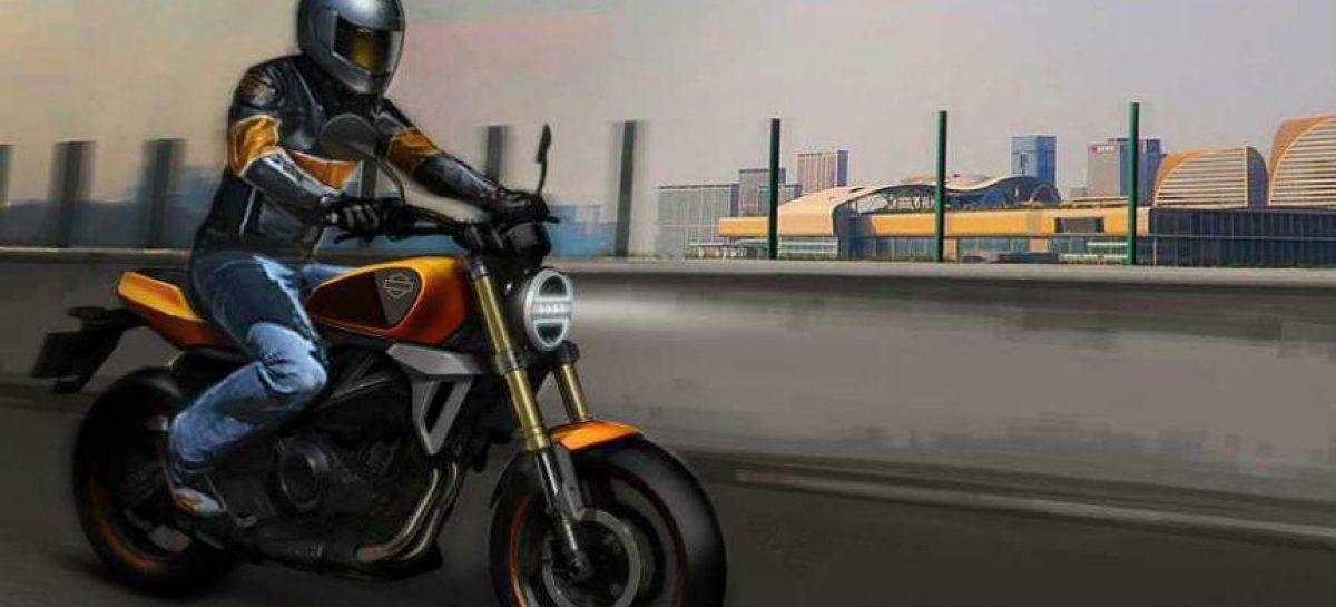 """Известна дата появления """"малыша"""" Harley-Davidson"""