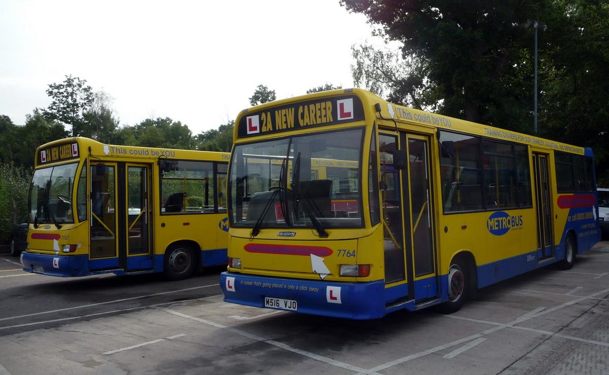 Alexander Dennis – один из последних независимых британских производителей автобусов
