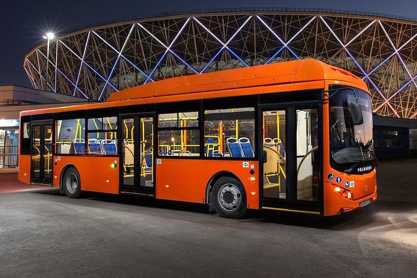 "Volgabus ""Ситиритм"" 12 GLF"