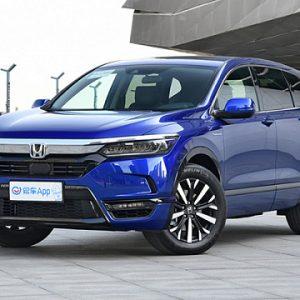 Новый Honda Breeze оказался популярнее Kia Sportage