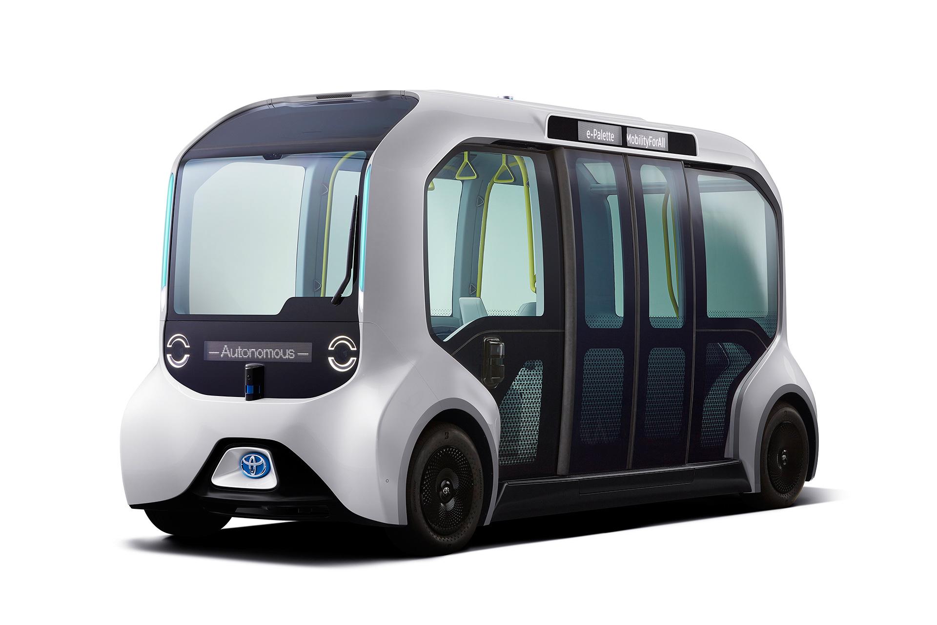 Toyota запускает новый бренд Kinto для транспортных сервисов в Европе