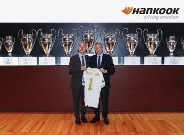 Hankook и «Реал Мадрид» продлили свое партнерство