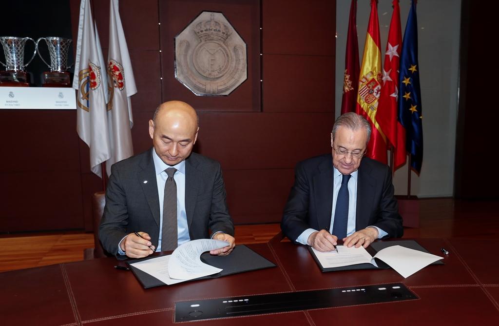Компания Hankook и ФК «Реал Мадрид» продлили свое партнерство