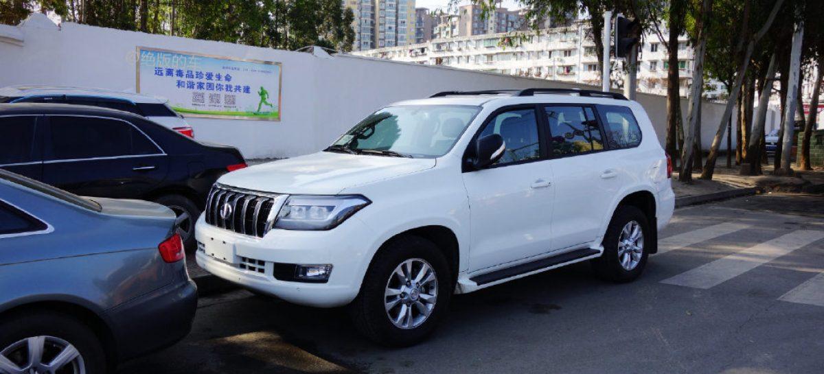 Китайский аналог Toyota Land Cruiser 200 уже у дилеров