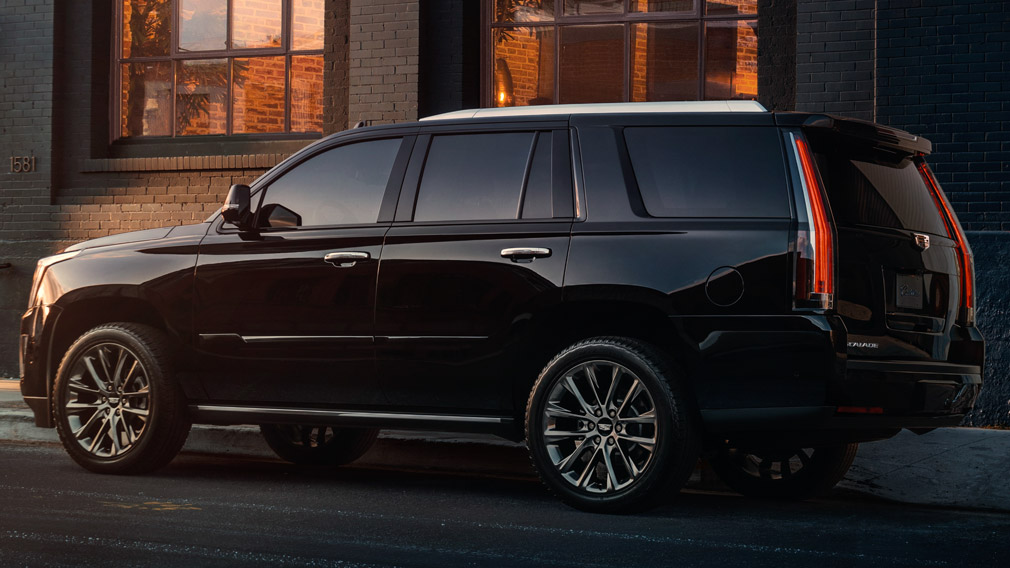 Нынешнее поколение Cadillac Escalade