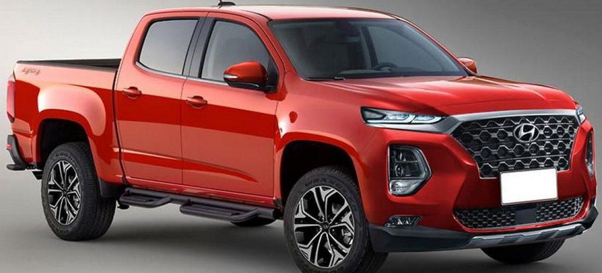 Пикап Hyundai оснастят новым шестицилиндровым турбодизелем