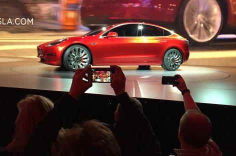 Tesla стала самым дорогим автопроизводителем США
