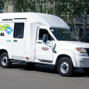 """УАЗ выпустил семейный автомобиль на базе """"Профи"""""""