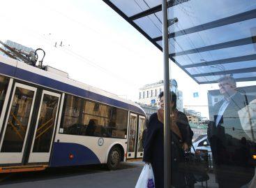 К сентябрю в Москве не останется ни одного троллейбусного маршрута
