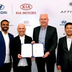 Hyundai и Kia инвестируют в компанию Arrival