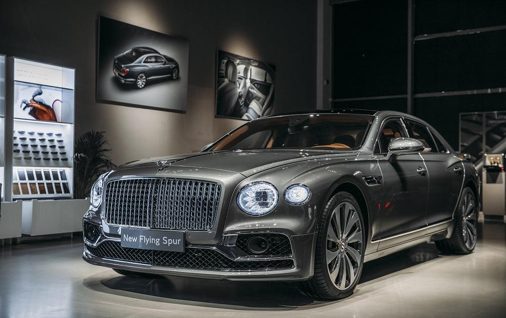 Bentley увеличила продажи в России и мире