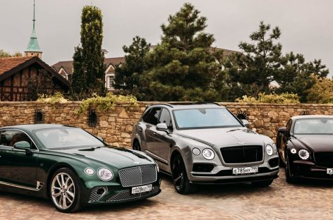 В 2019 году Bentley увеличила продажи в России и в мире