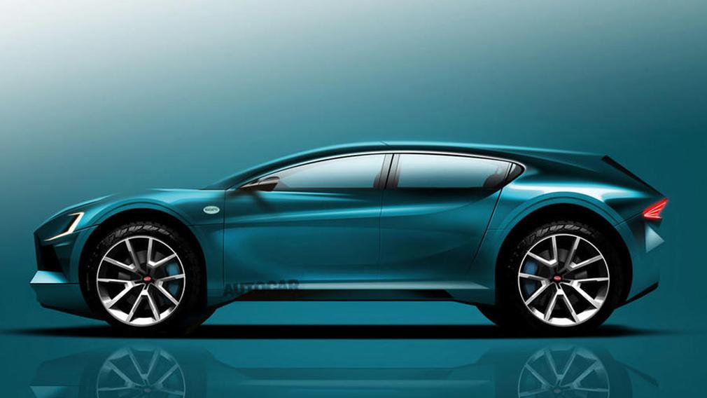 Bugatti выпустит недорогой автомобиль на каждый день