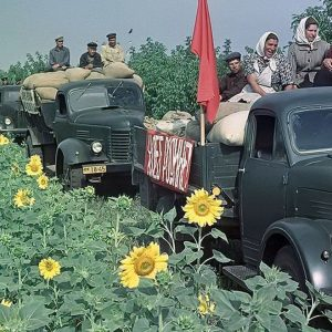 Немного о пикапах: Россия/СССР - Часть 1.