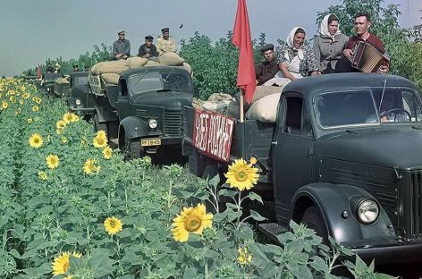 Немного о пикапах: Россия/СССР – Часть 1.