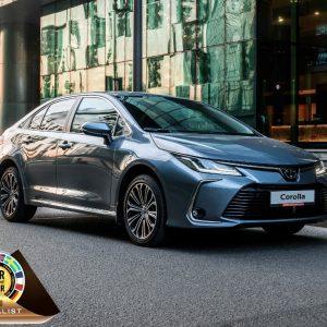 Итоги 2019 года для Toyota