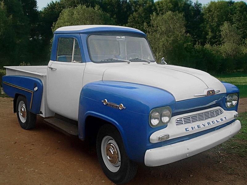 Chevrolet 3100 Pickup 1962-63